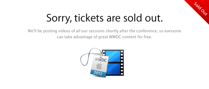 Sign up for WWDC Blast