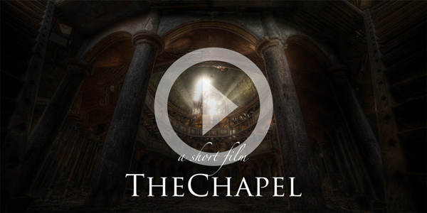 "Watch ""The Chapel"" (2010) - previous Kizny's film shot in the same location as Rebirth."