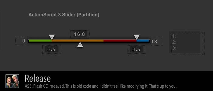 2009 AS3: Partition Slider Source