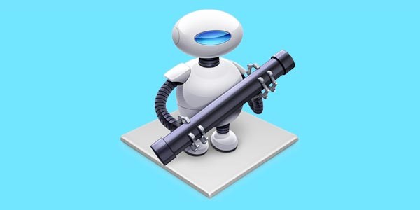 Automator + Cron & email confirmation for backups
