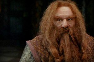 Gimli and his beard