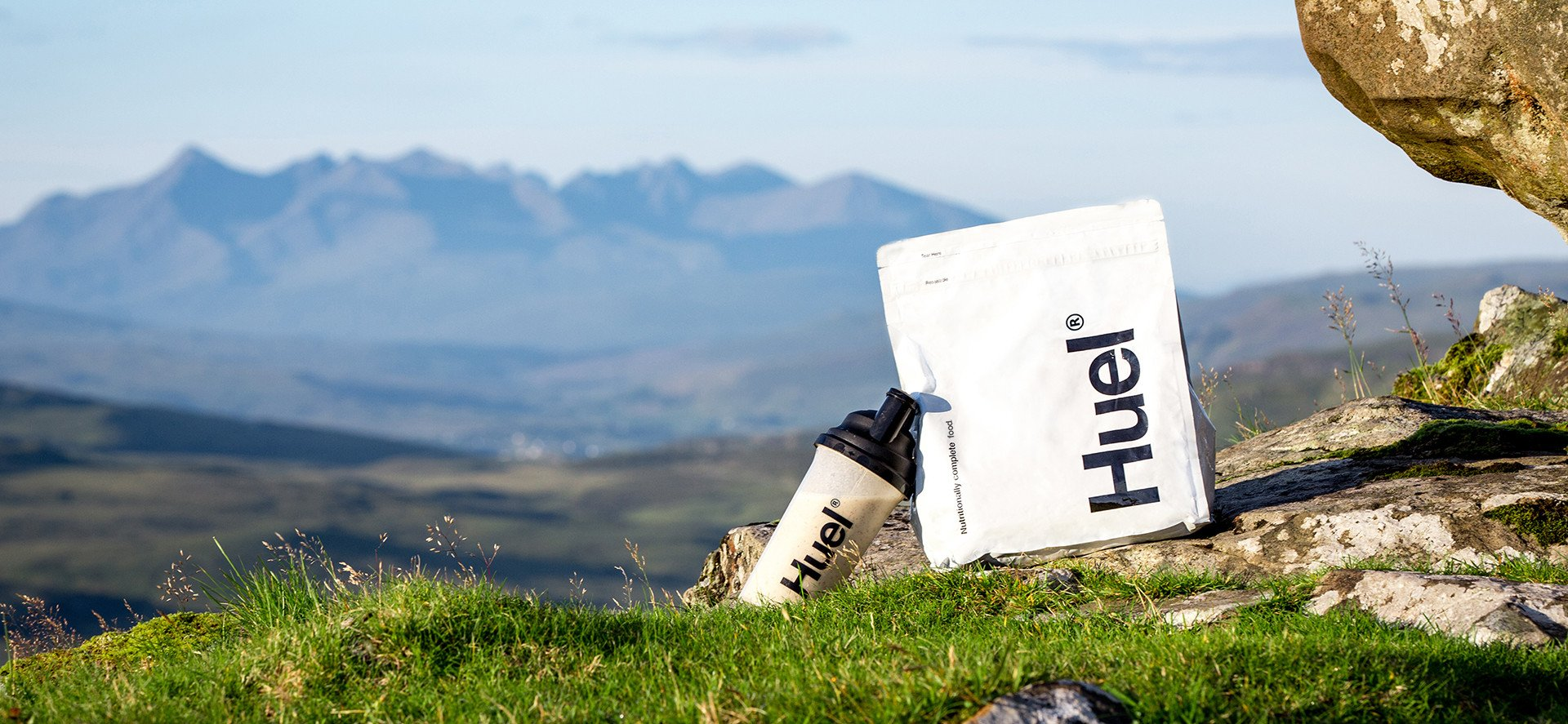 A Huel™ Customer!