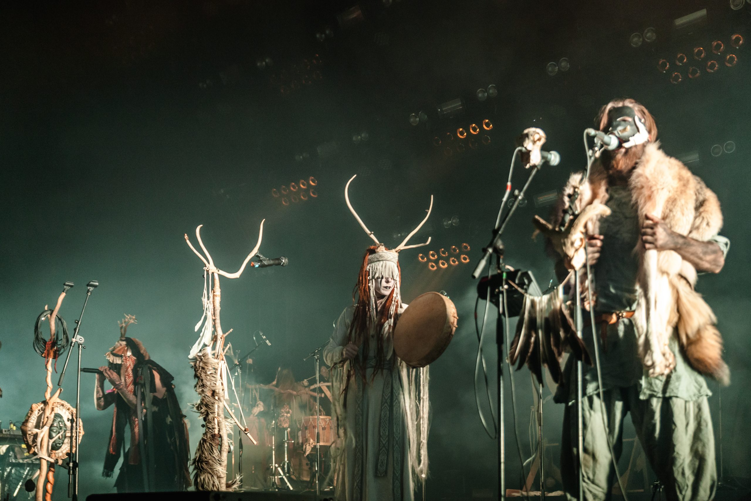 Heilung – Ofnir for coding