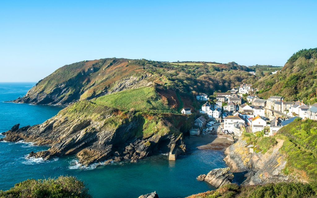 Cornwall vista