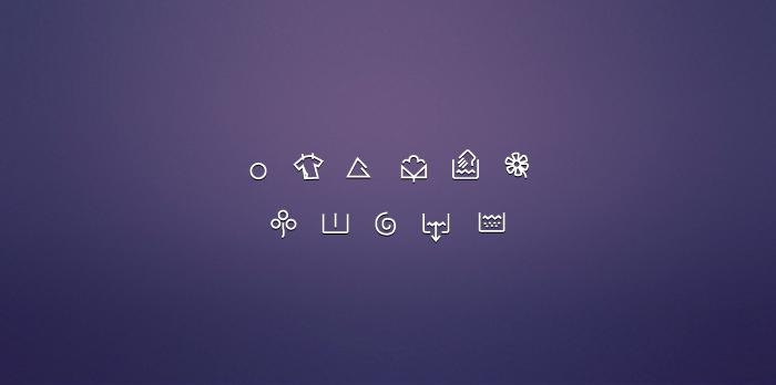 A Few Free PSD Icons