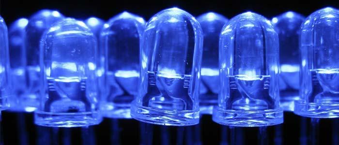 An LED flash timings tool