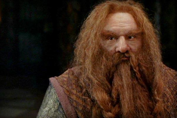 Dirty beards?